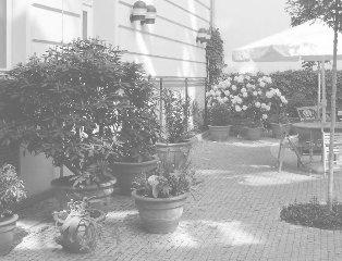 atrium hotelu na Václavském náměstí